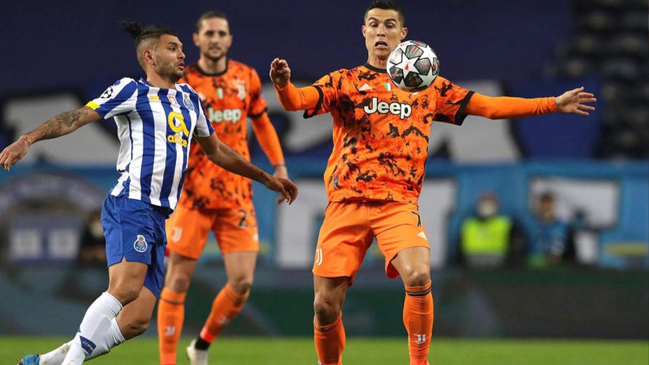Porto, Juventus'u 2-1 mağlup etti