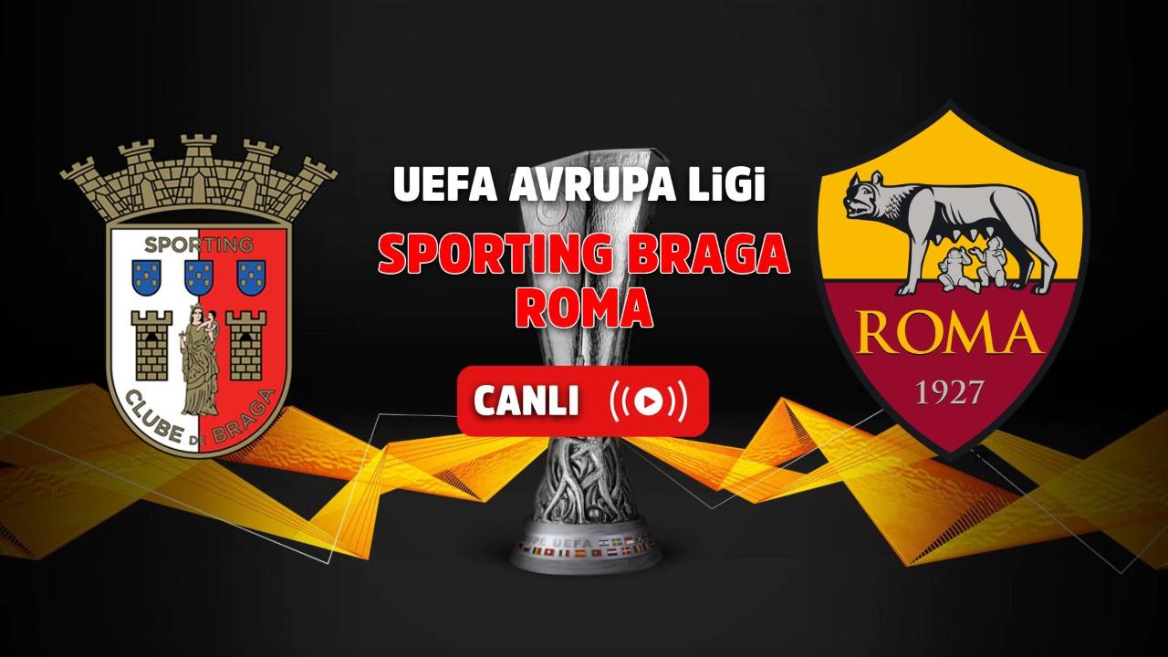 Sporting Braga – Roma Canlı