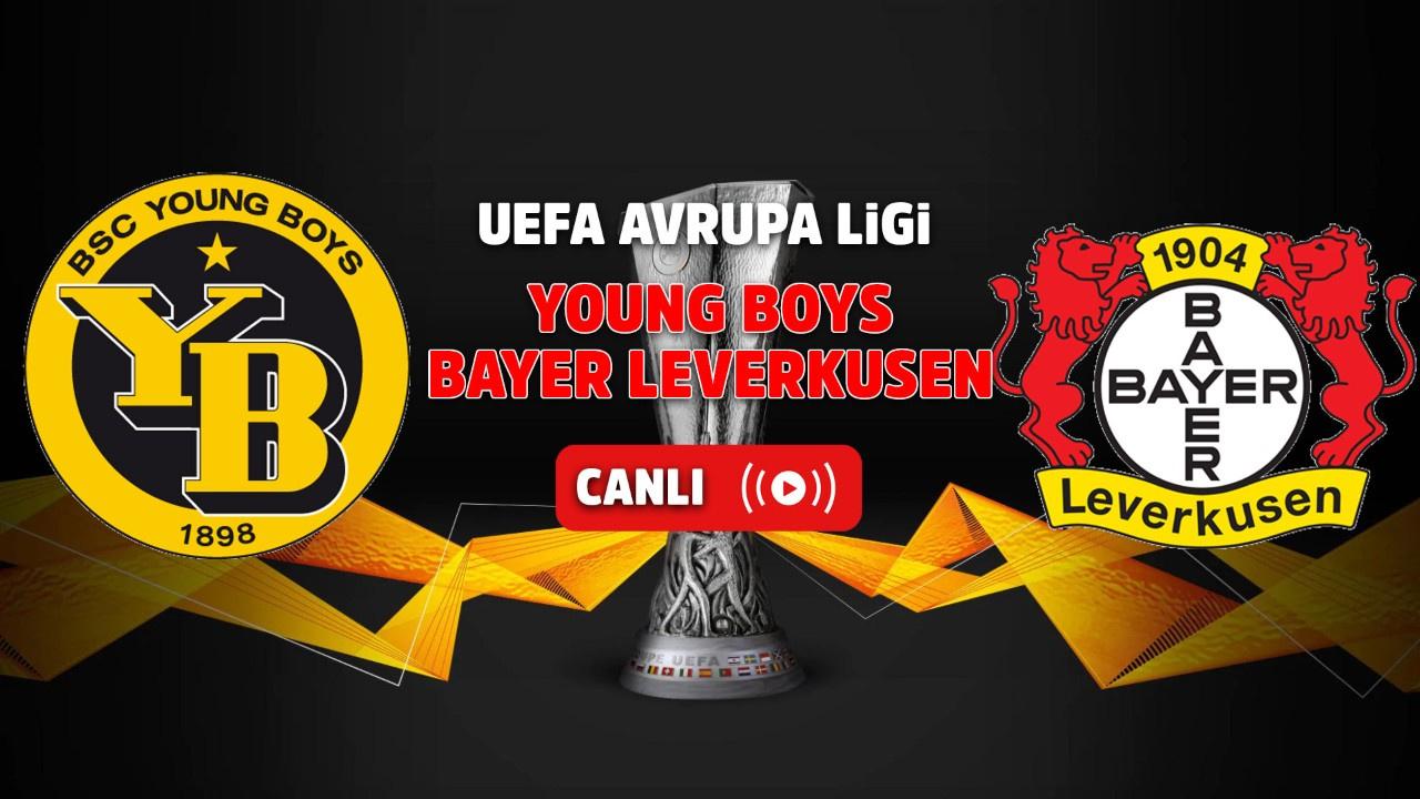 Young Boys – Bayer Leverkusen Canlı