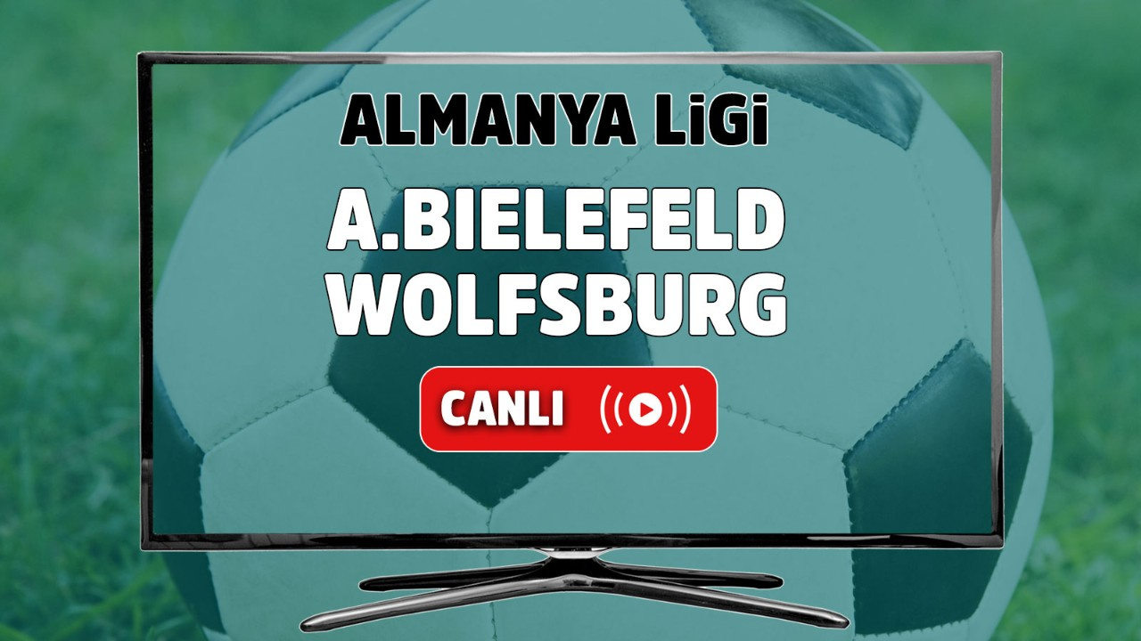Arminia Bielefeld – Wolfsburg Canlı