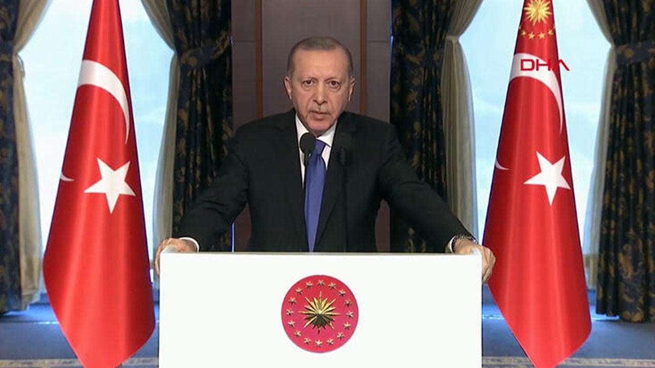 Erdoğan: Oynanan oyunları yakından takip ediyoruz