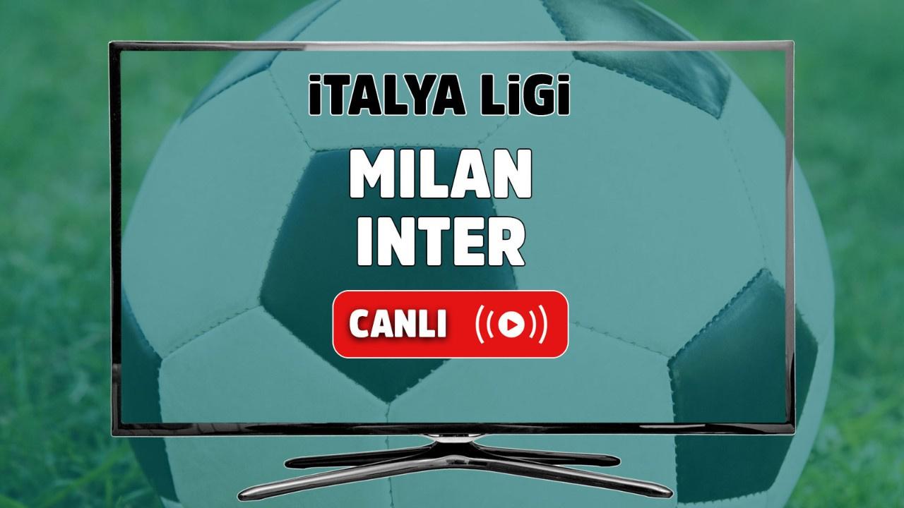 Milan - Inter Canlı