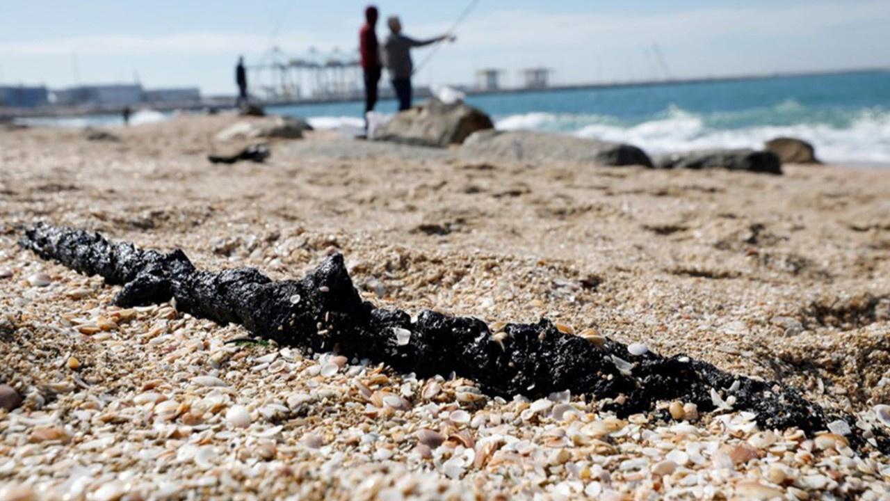 Akdeniz petrol sızıntısı