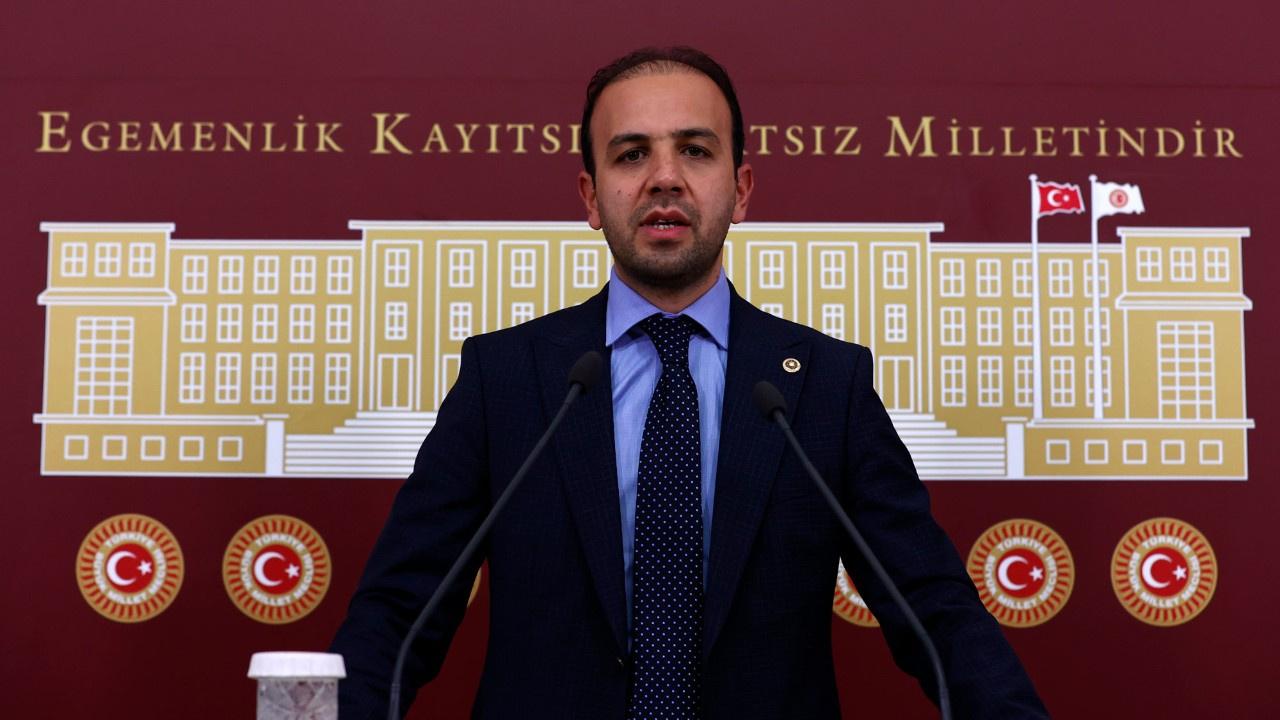 AK Partili Gültekin'den SMA'lı çocuklar açıklaması