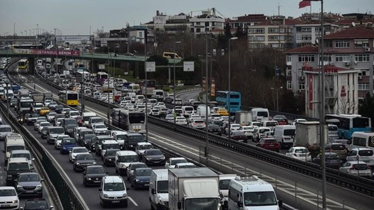İstanbul trafiğinde korkutan tablo!