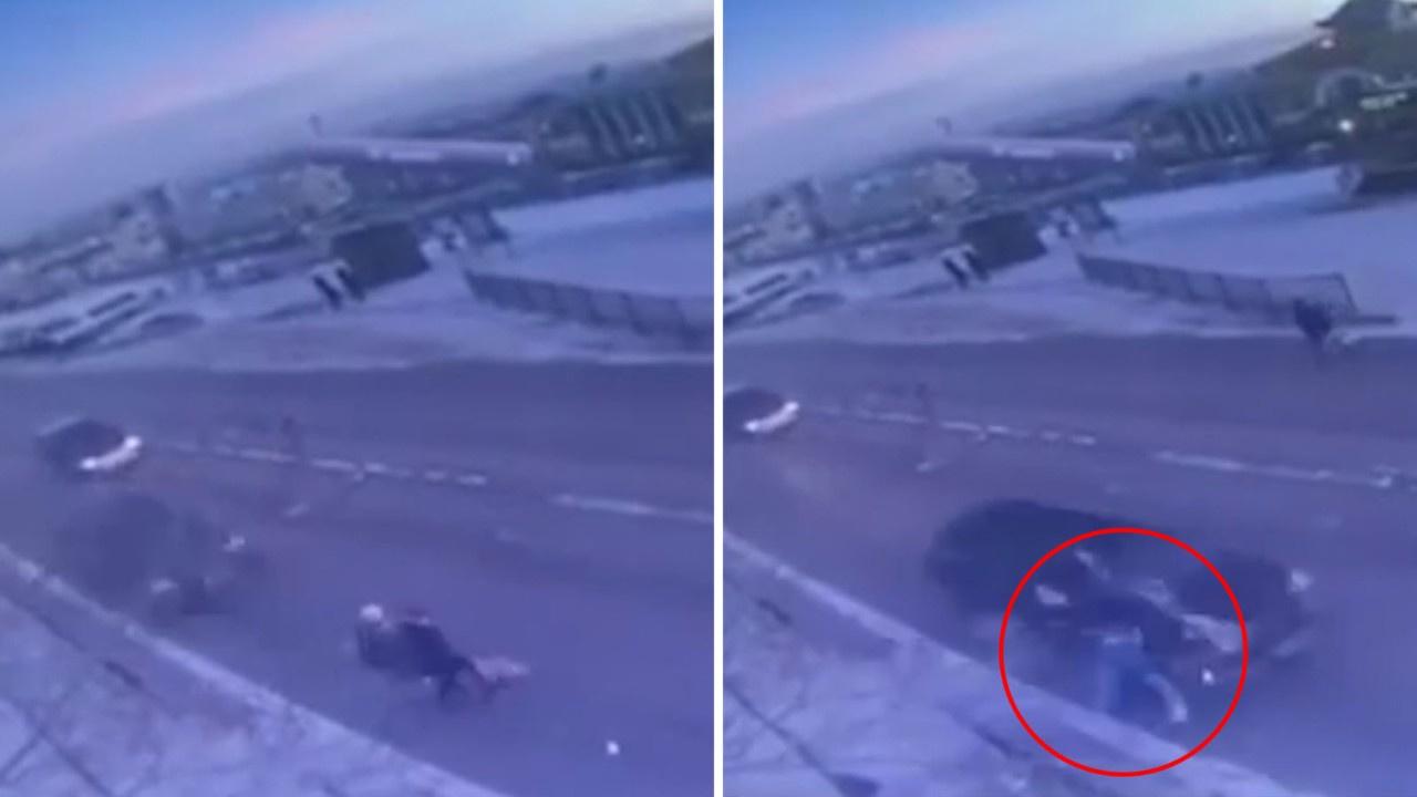 Rusya'da alkollü sürücü can aldı: 2 ölü