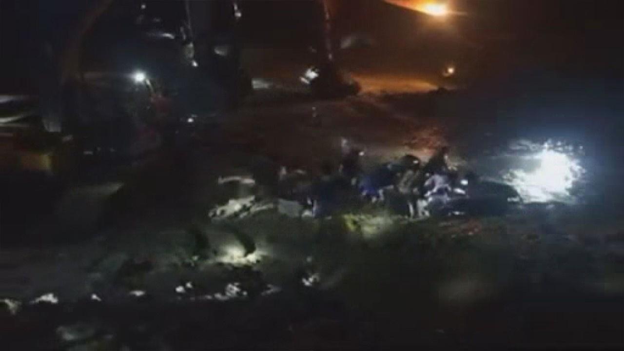 Endonezya'da kaçak altın madeninde heyelan: 5 ölü