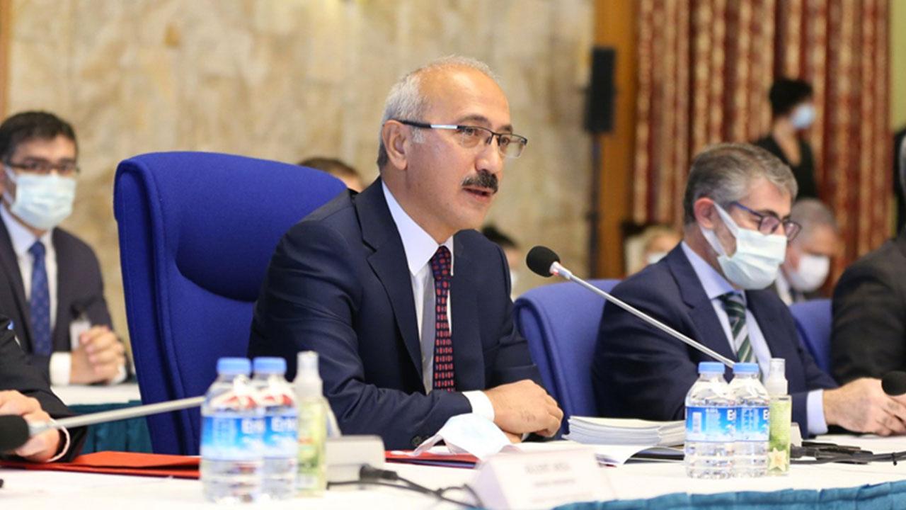 Lütfi Elvan'dan '128 milyar dolar' açıklaması