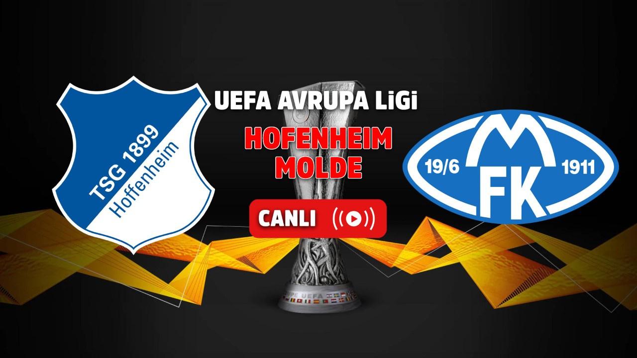 Hoffenheim - Molde Canlı