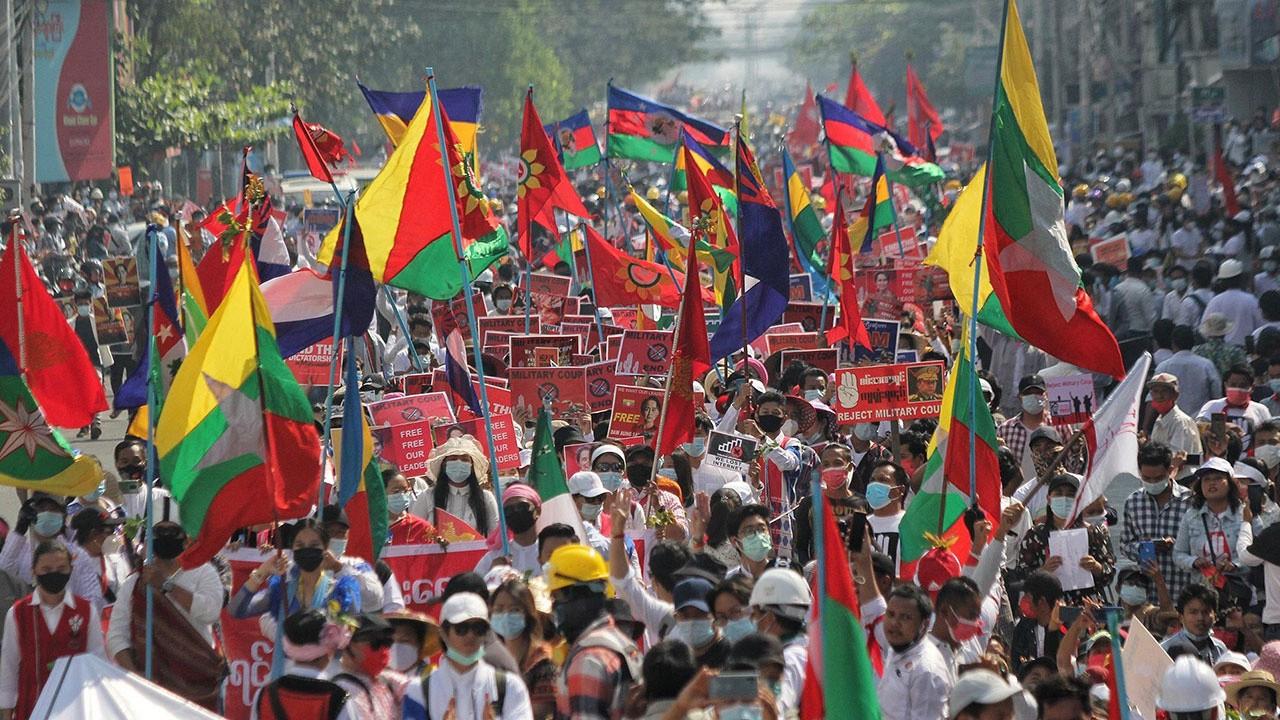 BM'den Myanmar açıklaması: 18 kişi öldü