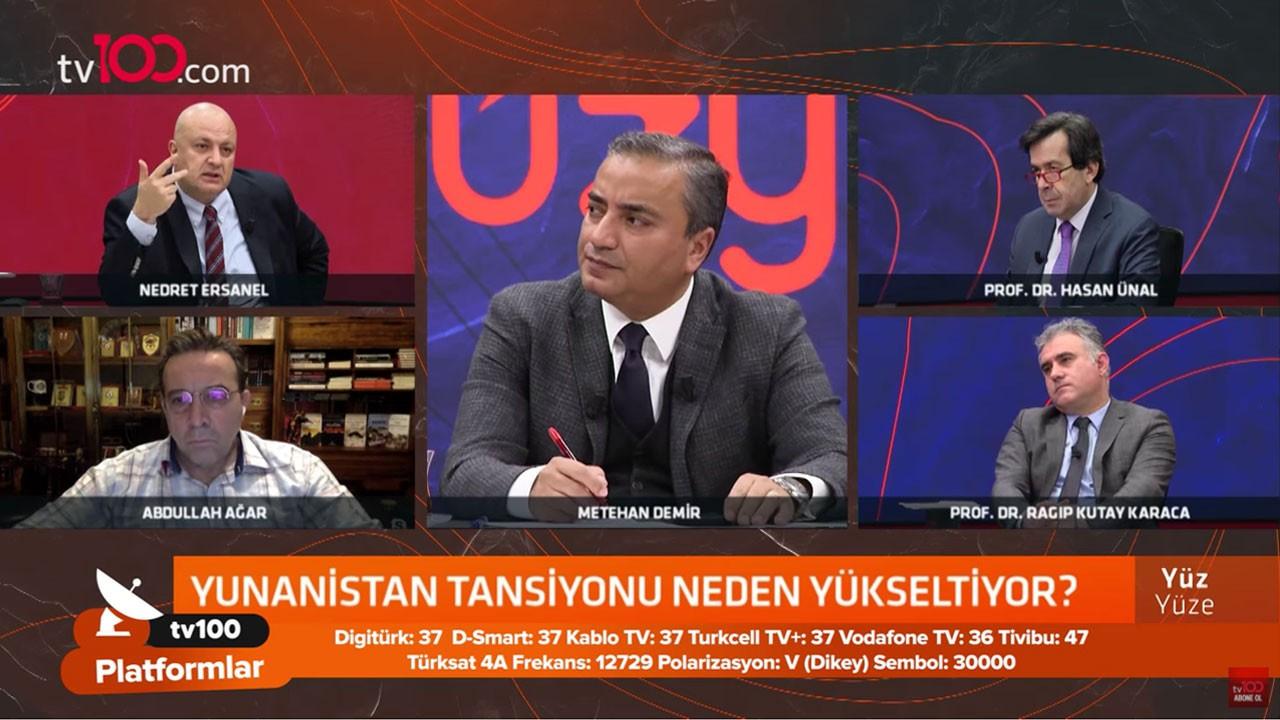 Metehan Demir ile Yüz Yüze – 24 Şubat 2021