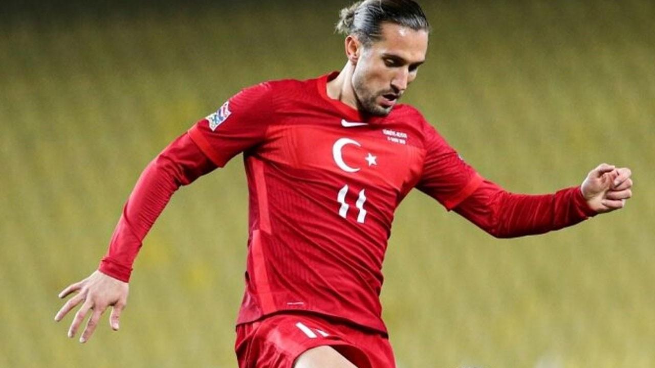 Milli futbolcu Yusuf Yazıcı tarihe geçti