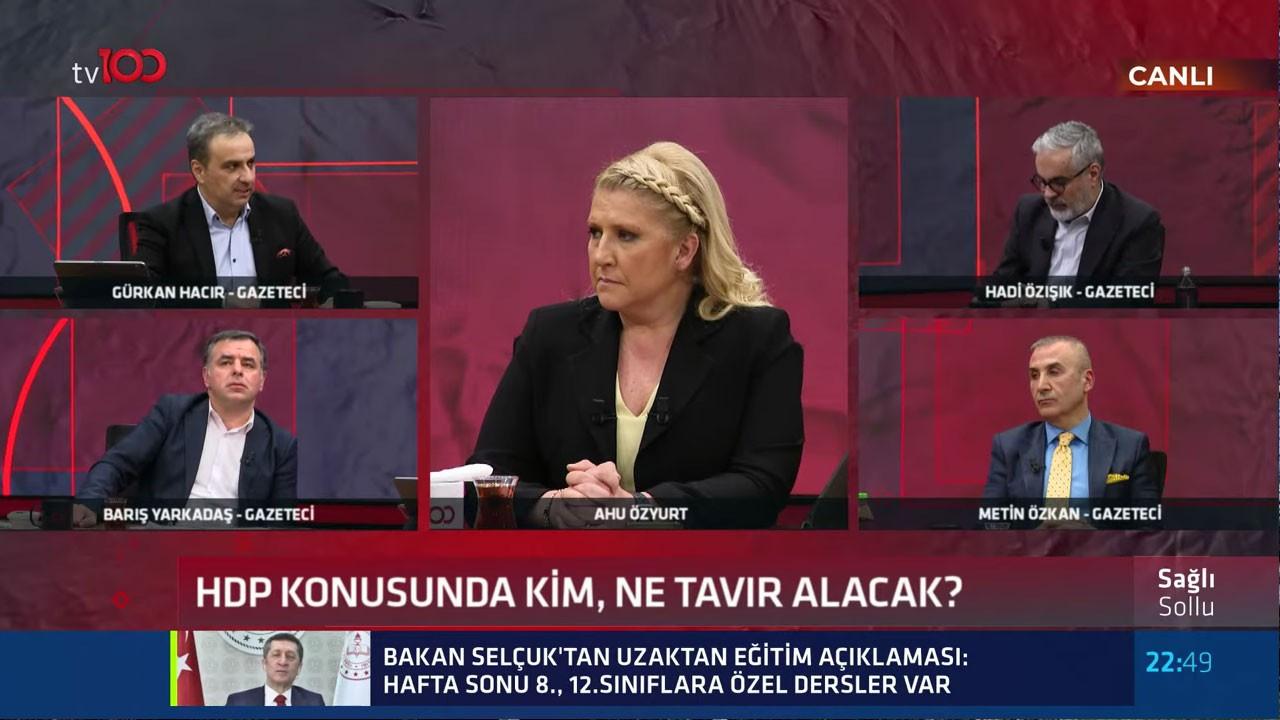 Gazeteci Gürkan Hacır'dan kritik açıklamalar