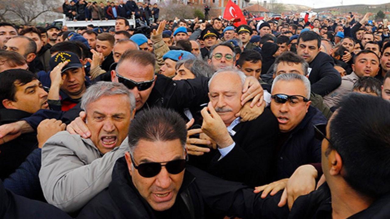 Kılıçdaroğlu'na linç girişiminde flaş gelişme!
