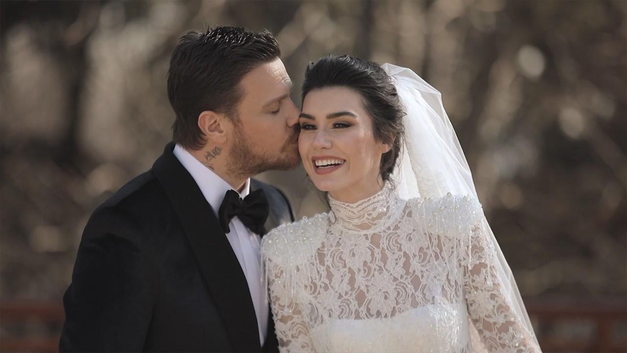 İkinci kez evlenen Sinan Akçıl bebek sözü verdi