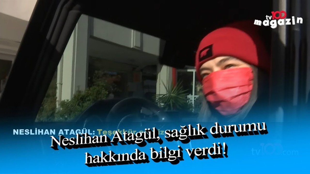Neslihan Atagül Türkiye'de bir ilke imza attı