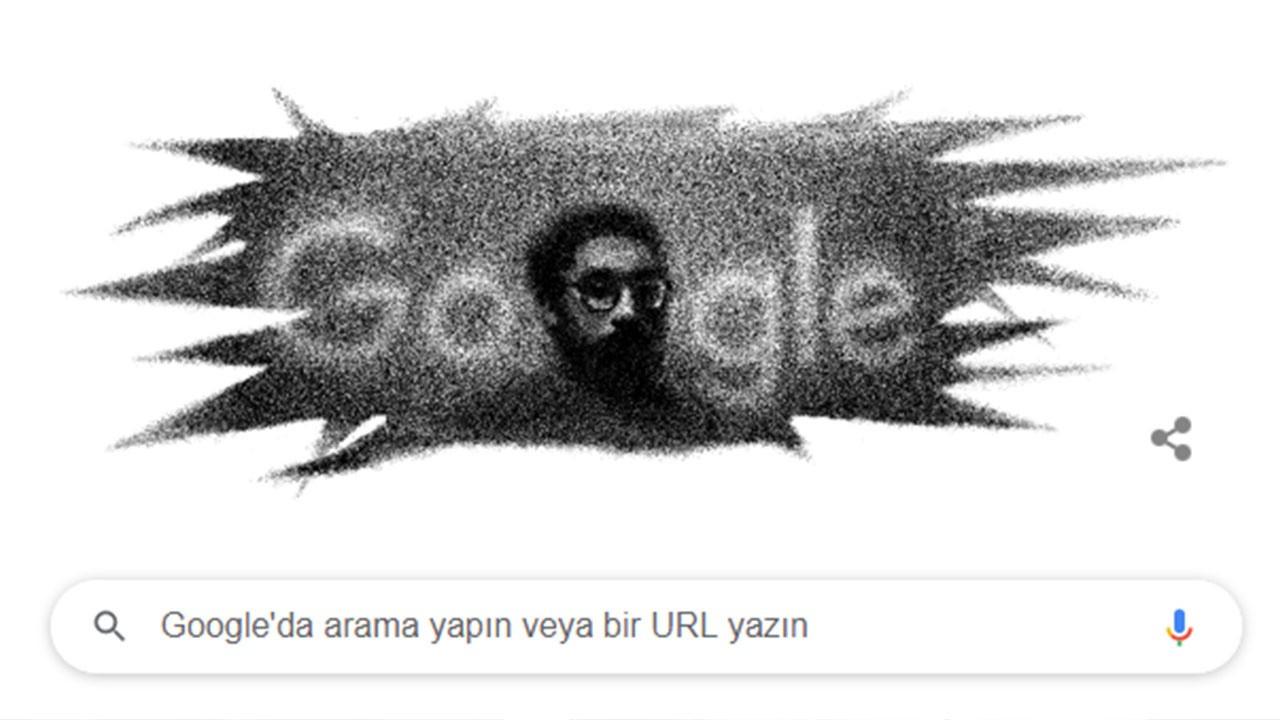 Google, Türk heykeltraşın doğum gününü unutmadı