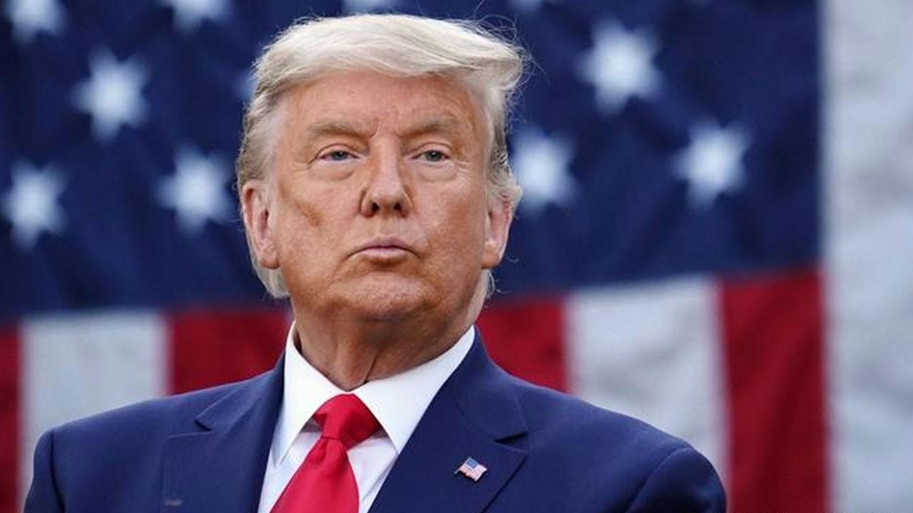 Eski başkan Donald Trump 2024 için sinyal verdi