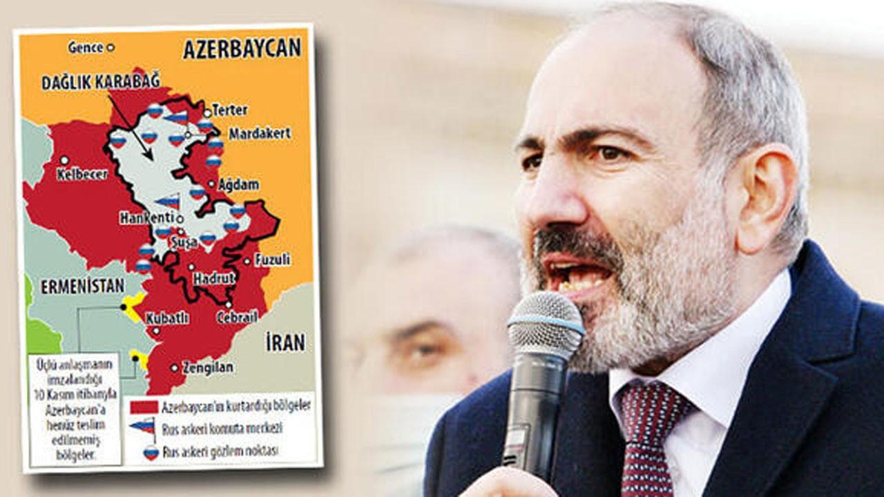 Ermenistan anlaşmayı ihlal etti! Asker yığıyor