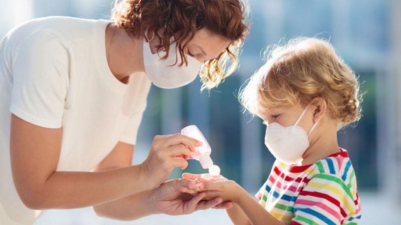 5 yaşındaki çocukta mutasyonlu koronavirüs