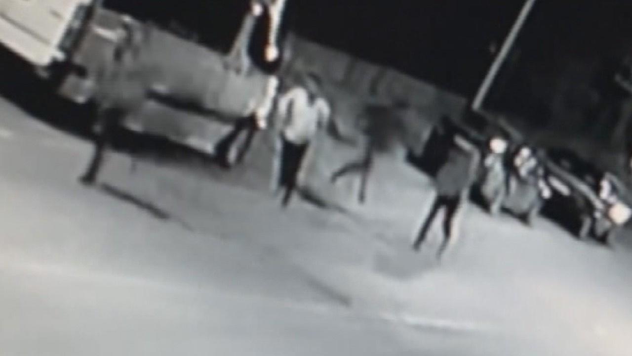 Samsun'da yol verme kavgası: 3 yaralı