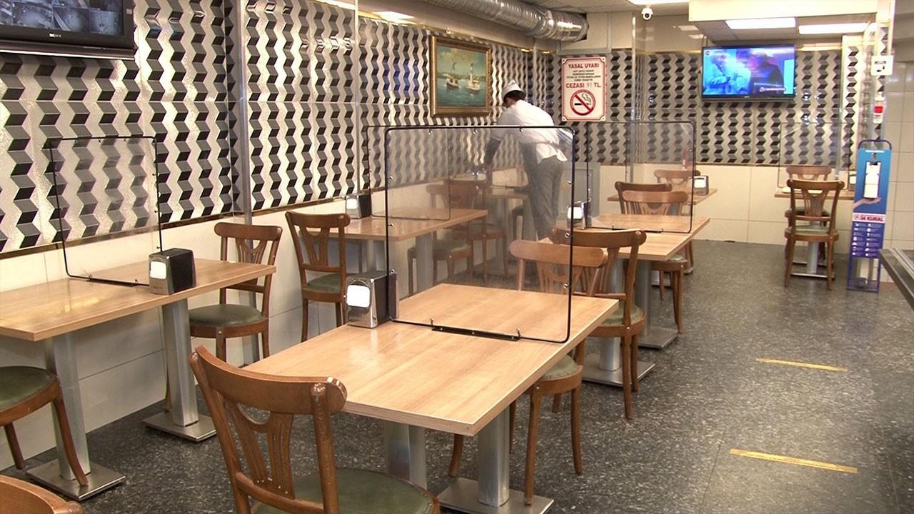 Araştırma: Salgında lokantaya 5 kişiden biri gitti
