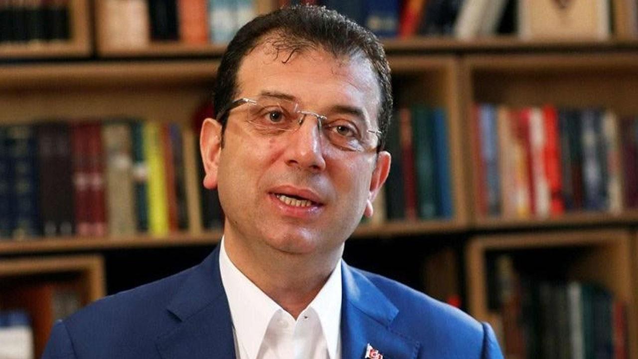 Ekrem İmamoğlu'na hapis şoku!