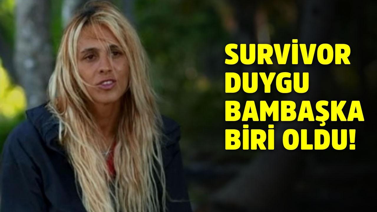 Survivor Duygu bambaşka biri oldu Gören tanıyamadı