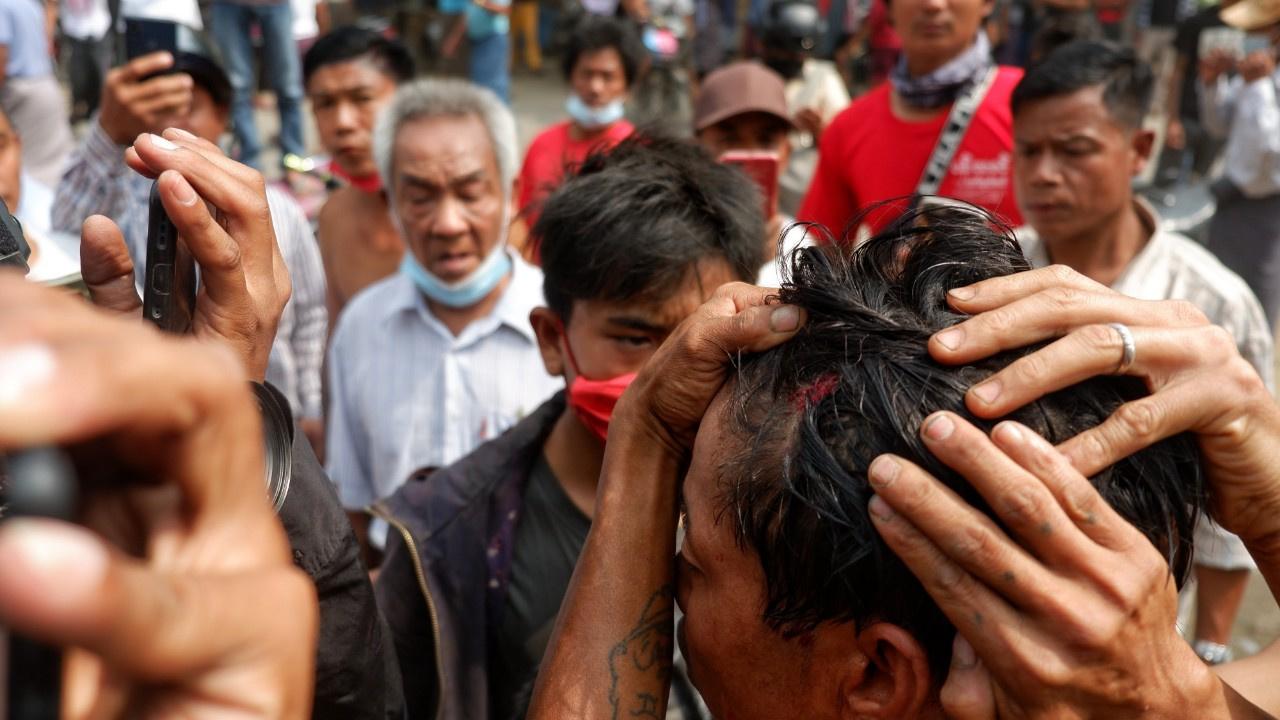 Myanmar'da ölü sayısı 33'e çıktı