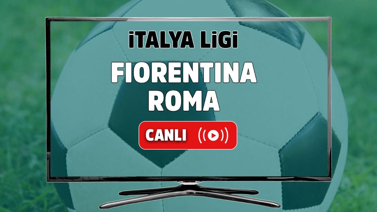 Fiorentina - Roma Canlı
