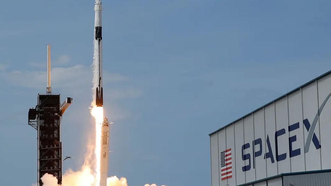 SpaceX'te infilak şoku!