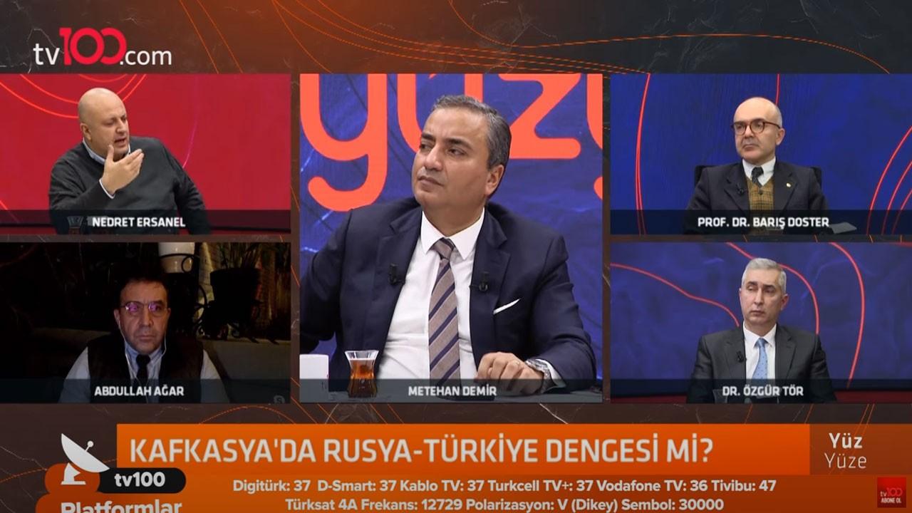 Metehan Demir ile Yüz Yüze - 3 Mart 2021