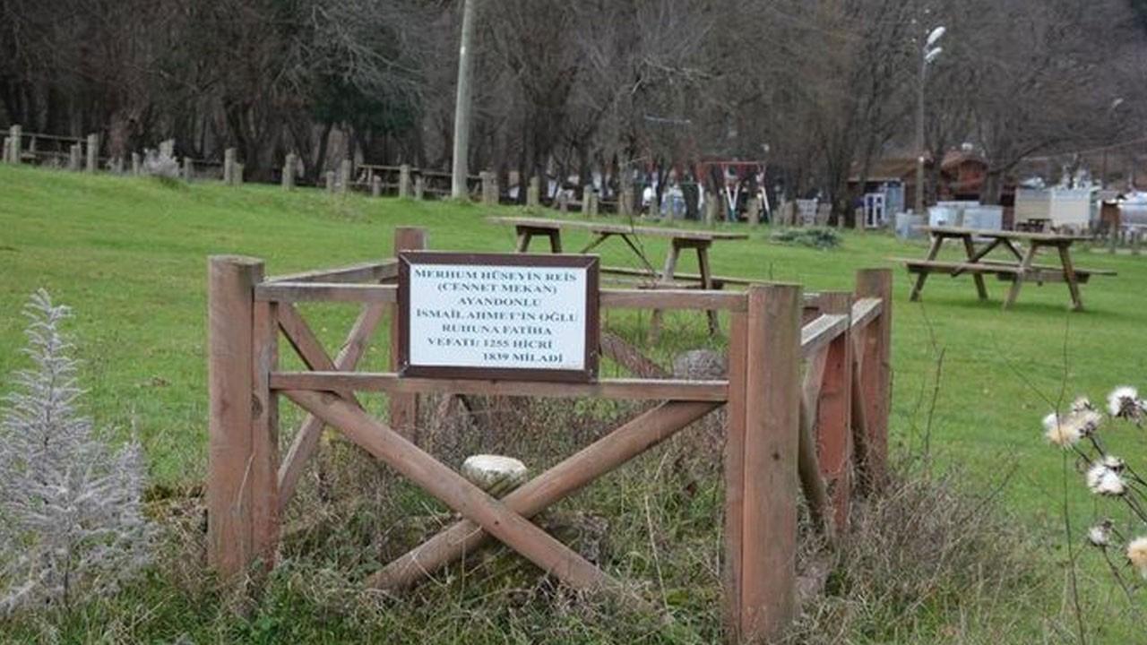 3 asırlık mezarların sırrı çözüldü