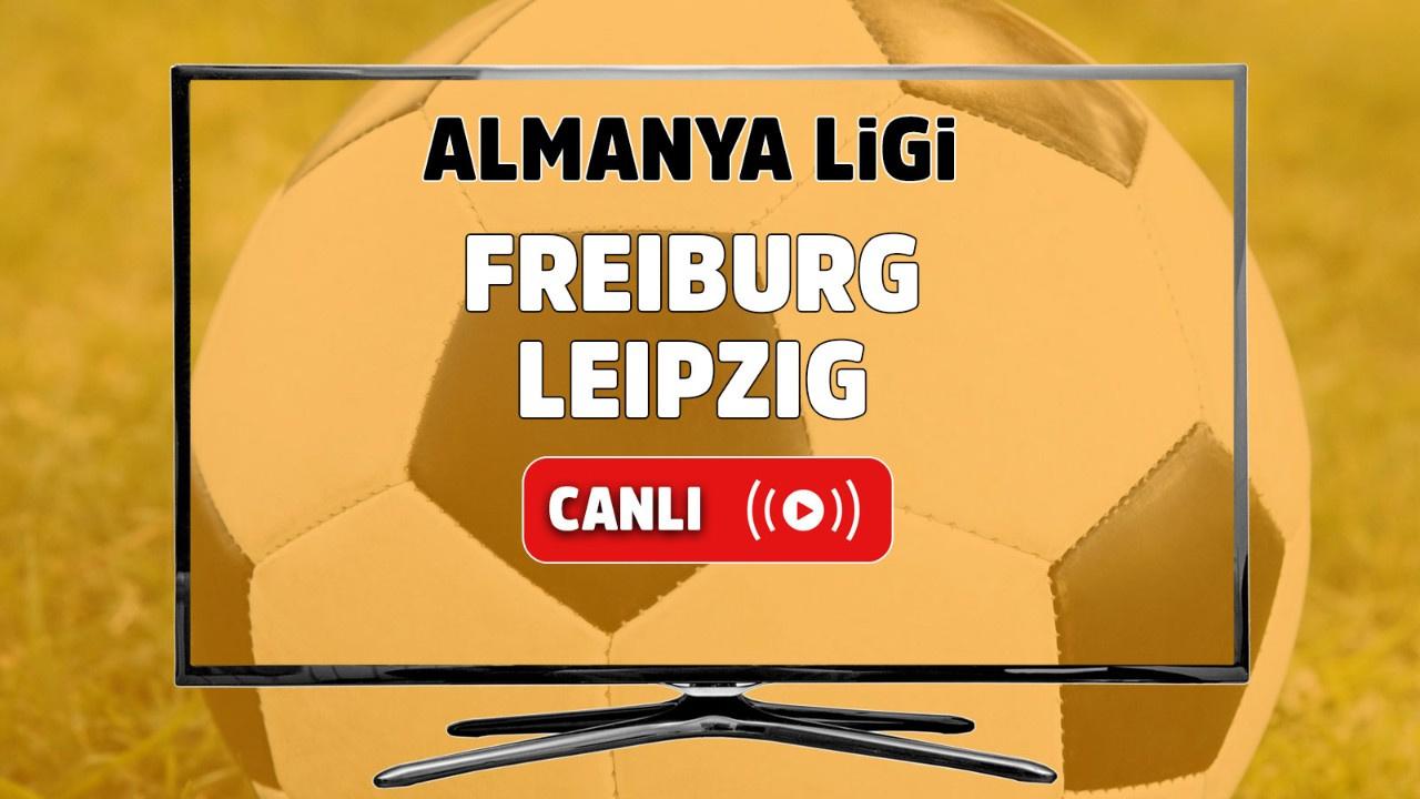 Freiburg – Leipzig Canlı