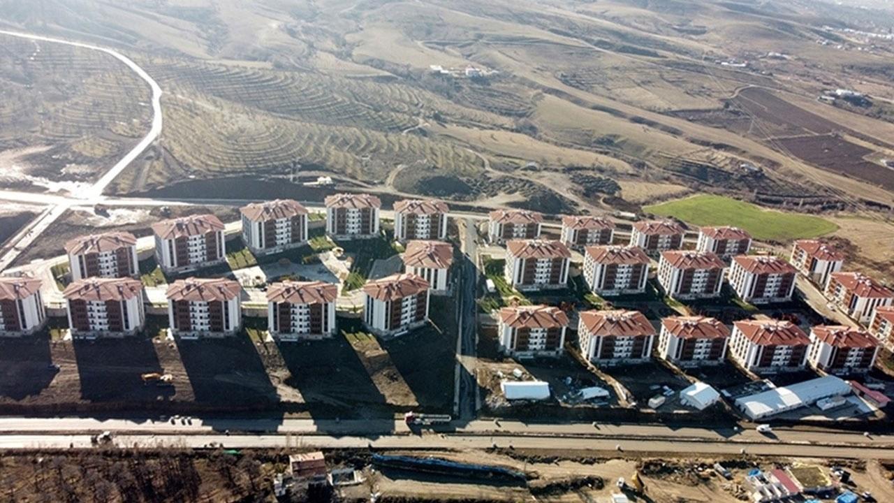 Elazığ'da 4 bin 700 konut için kuralar çekildi