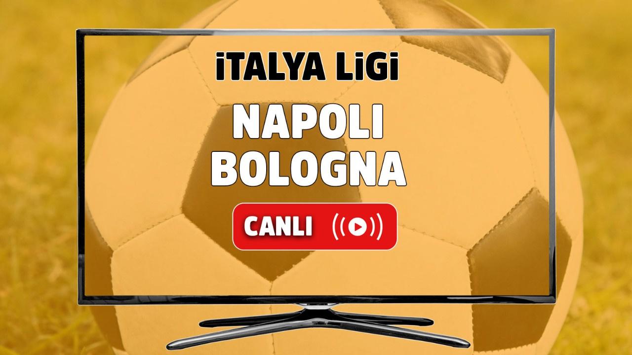 Napoli - Bologna Canlı