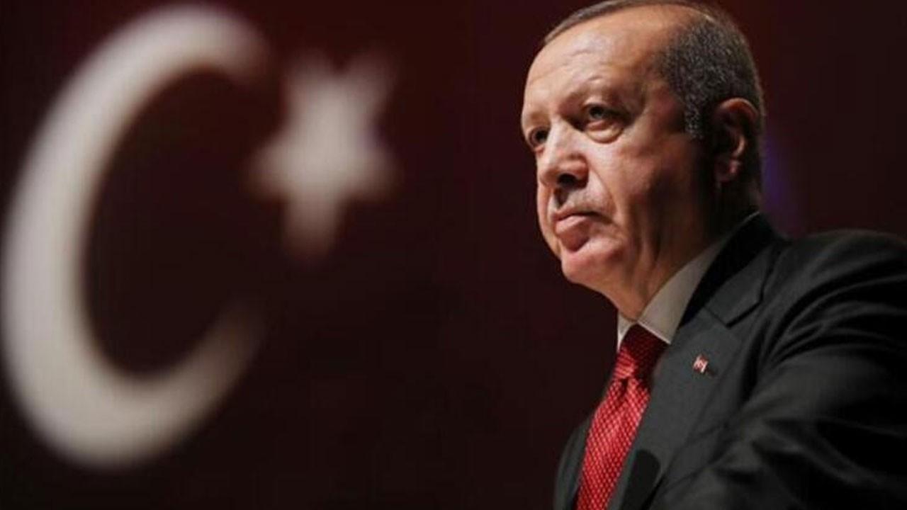 Erdoğan'dan Rasim Öztekin için başsağlığı mesajı