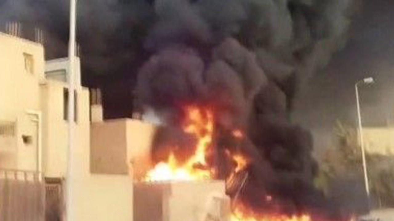 Mısır'da fabrika yangını: 20 ölü, 24 yaralı