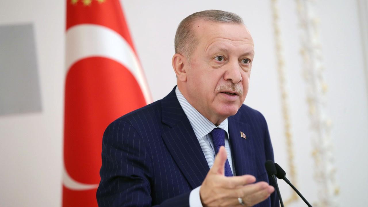 Erdoğan'dan koronavirüs paylaşımı