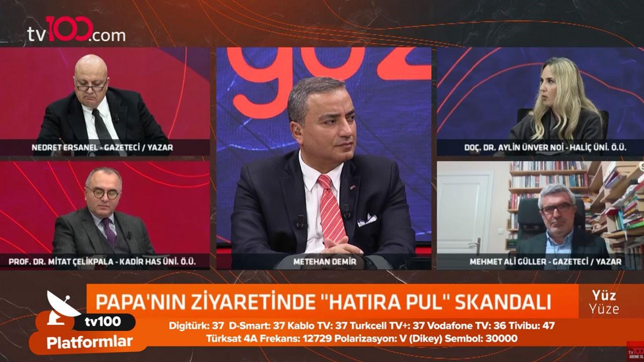 Metehan Demir ile Yüz Yüze - 10 Mart 2021