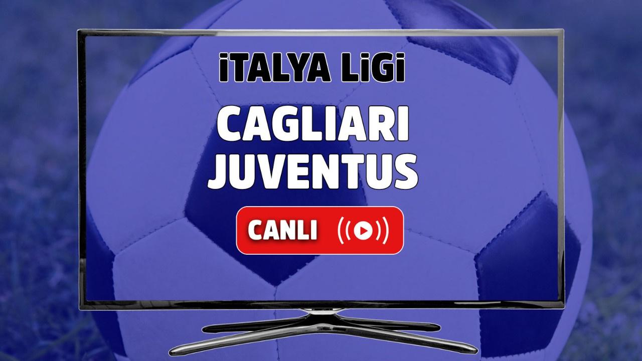 Cagliari - Juventus Canlı