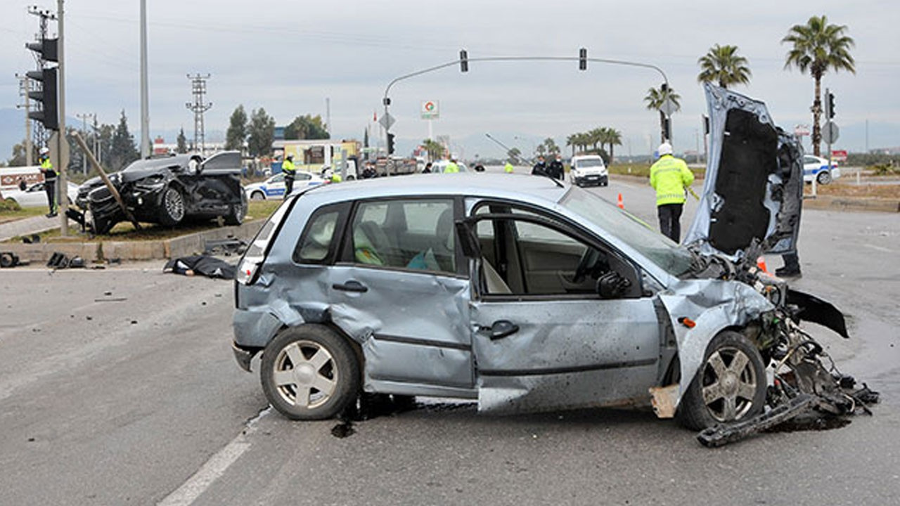 Ünlü armatör kaza geçirdi!