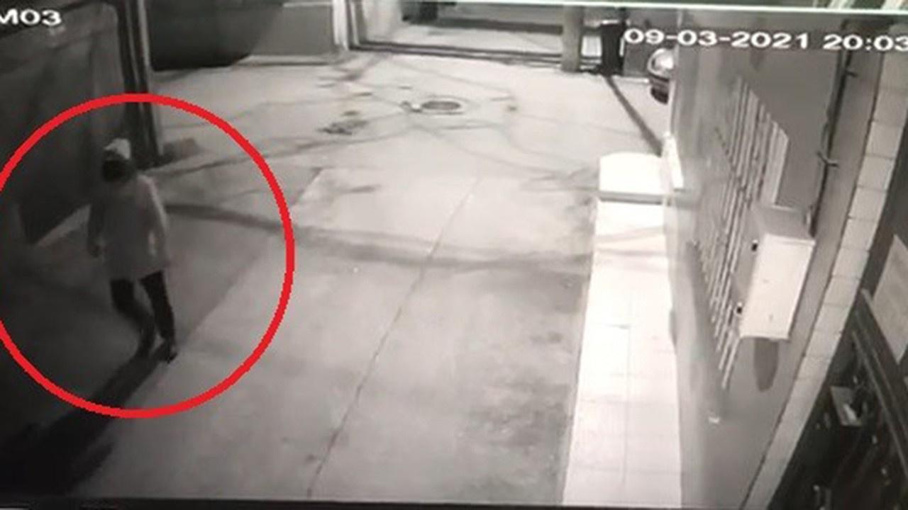 Radyocunun katili güvenlik kamerasına yakalandı