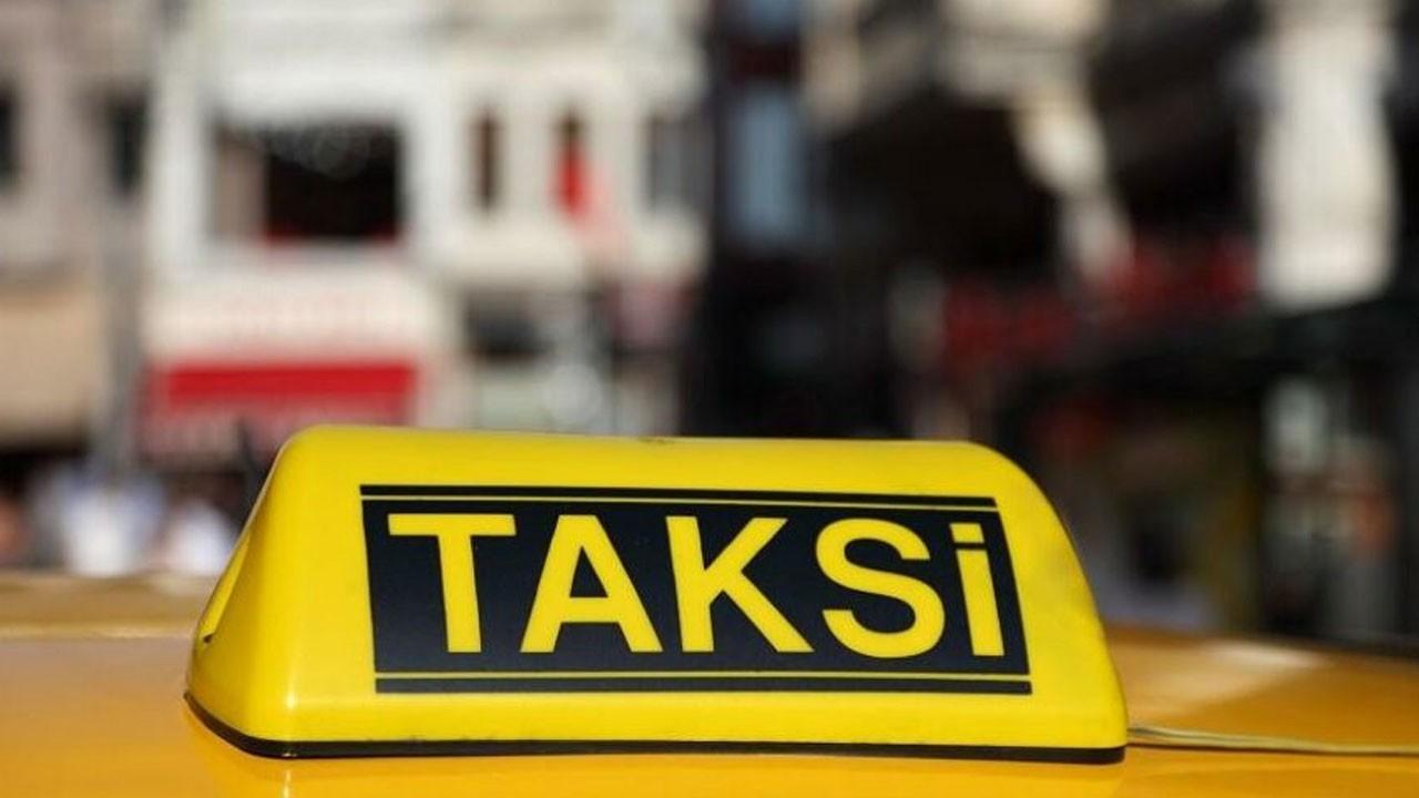 İBB'nin taksi dönüşüm projesine ikinci ret