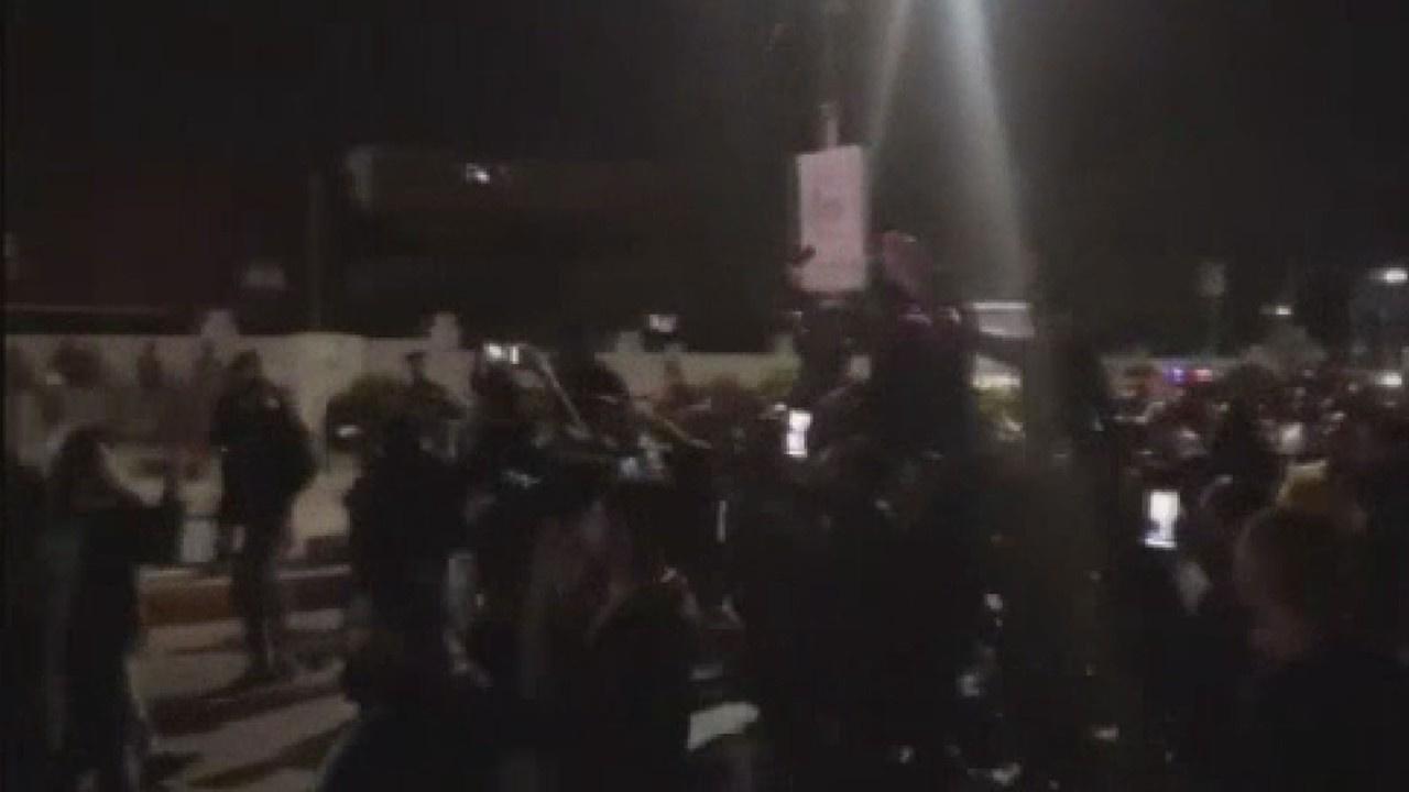 Ürdün'de kısıtlamalara karşı protesto