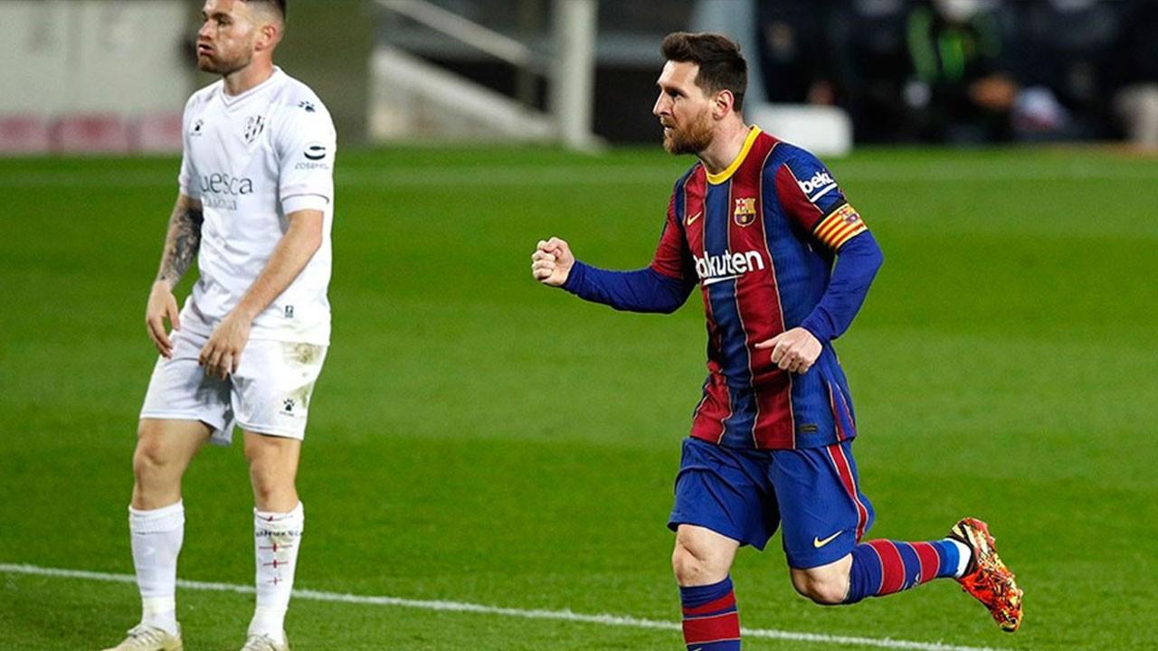 Lionel Messi şov yaptı! 2 gol, 2 rekor ve 3 puan