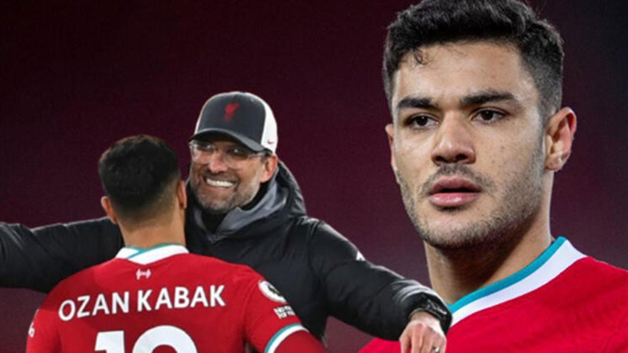 Ozan Kabak maçın adamı seçildi!