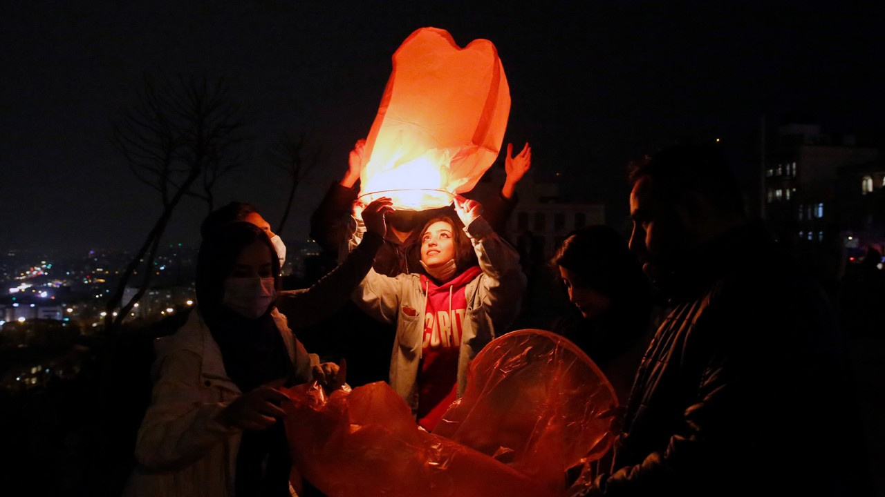 Çarşamba Suri kutlamalarında 9 ölü, bin 894 yaralı