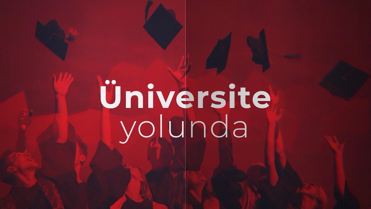 Bengü Kantekin ile Üniversite Yolunda
