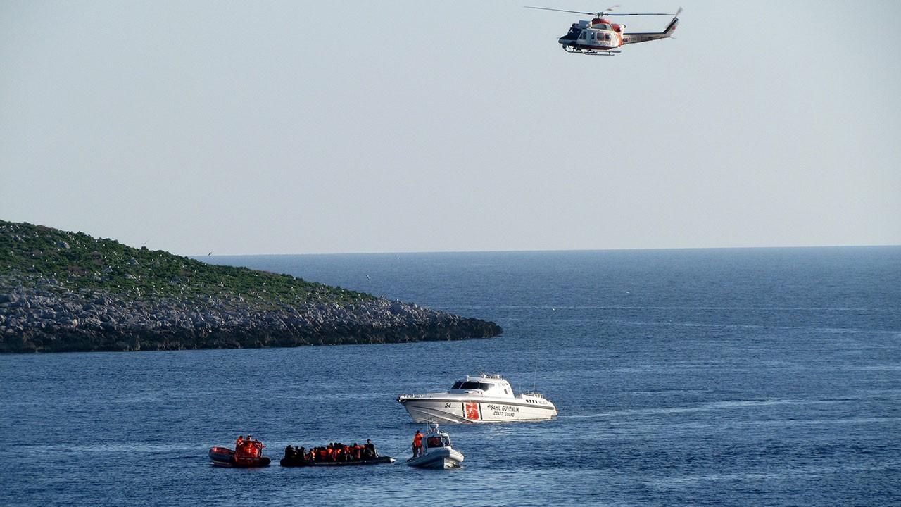 Çeşme'de lastik bot alabora oldu: 3 ölü